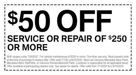 $50 Off Service or Repair