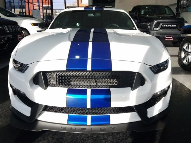The Mustang GT350 is one of the best high performance cars Ford has ever produced.
