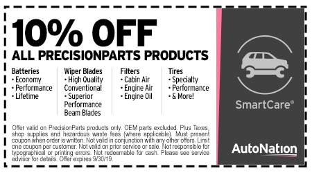 picture regarding Printable Coupons Acura Service titled Acura Assistance Sections Discounts AutoNation Acura South Bay