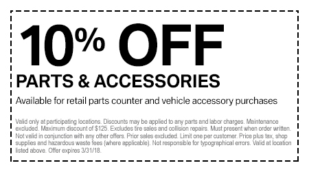 Autonation Honda Service Coupons >> Auto Repair Coupons and Service Specials in Fort Myers, FL ...