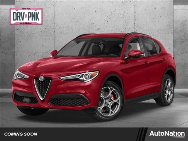 2021 Alfa Romeo Stelvio Ti SUV