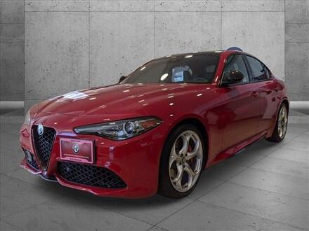 2021 Alfa Romeo Giulia Ti Sedan