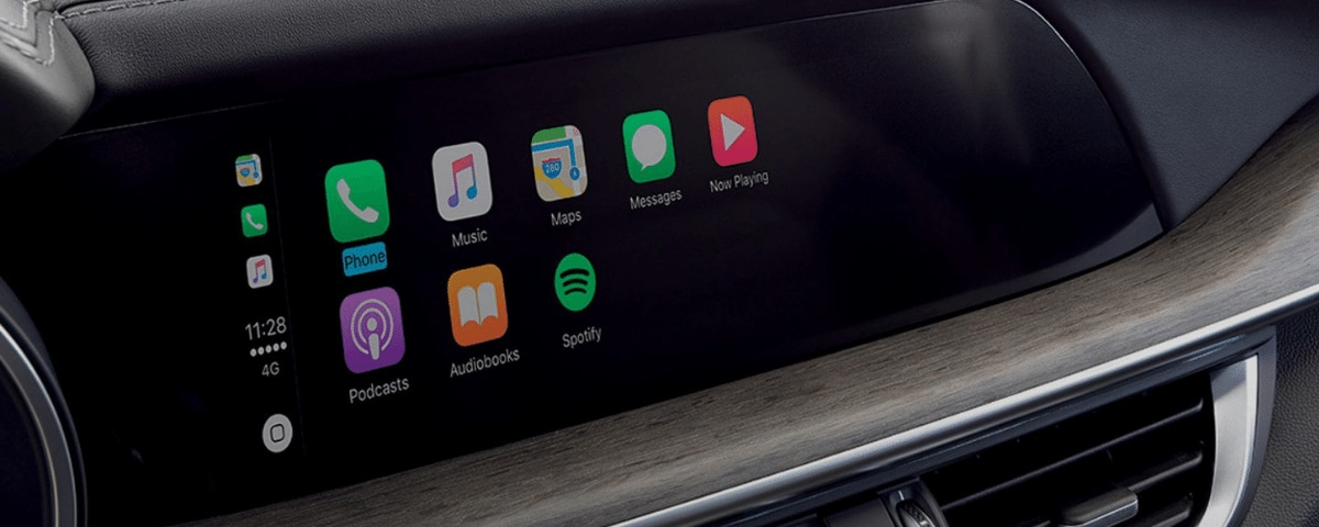 Alfa Romeo Apple CarPlay