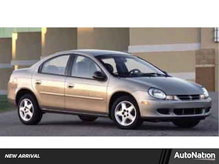 Used 2003 Dodge Neon SXT Sedan for sale