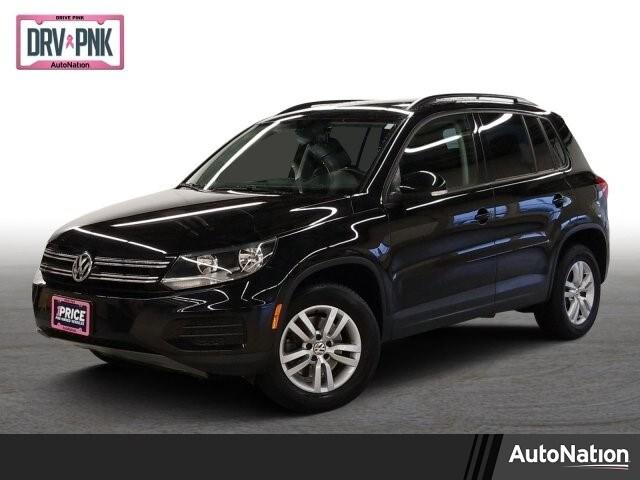2017 Volkswagen Tiguan 2.0T S 4MOTION SUV