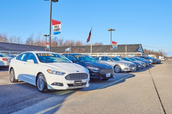 AutoNation Ford Amherst Pre-Owned Inventory