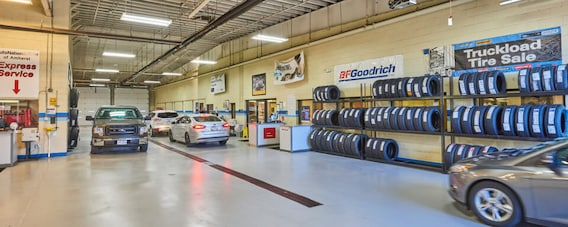 Ford Service Center Near Me Amherst, OH| AutoNation Ford Amherst