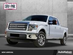 2014 Ford F-150 Platinum Truck SuperCrew Cab