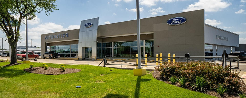 Hours and Directions to AutoNation Ford Arlington