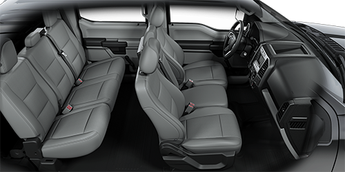 2016 Ford F150 Interior Color Options |AutoNation Ford Amherst