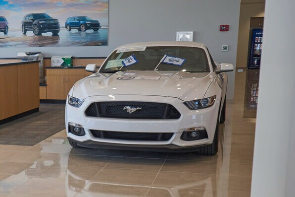 AutoNation Ford Arlington Pre-Owned Inventory