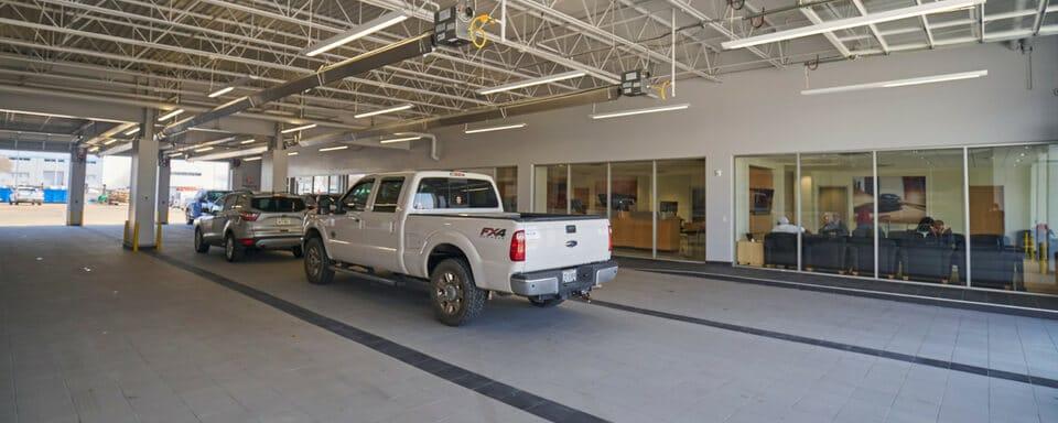 ford service richardson tx