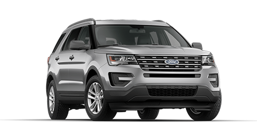 Ford explorer colors 2016
