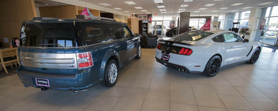 Ford Vehicle Showroom >> Ford Finance Center Apply For Ford Financing In Auburn Al