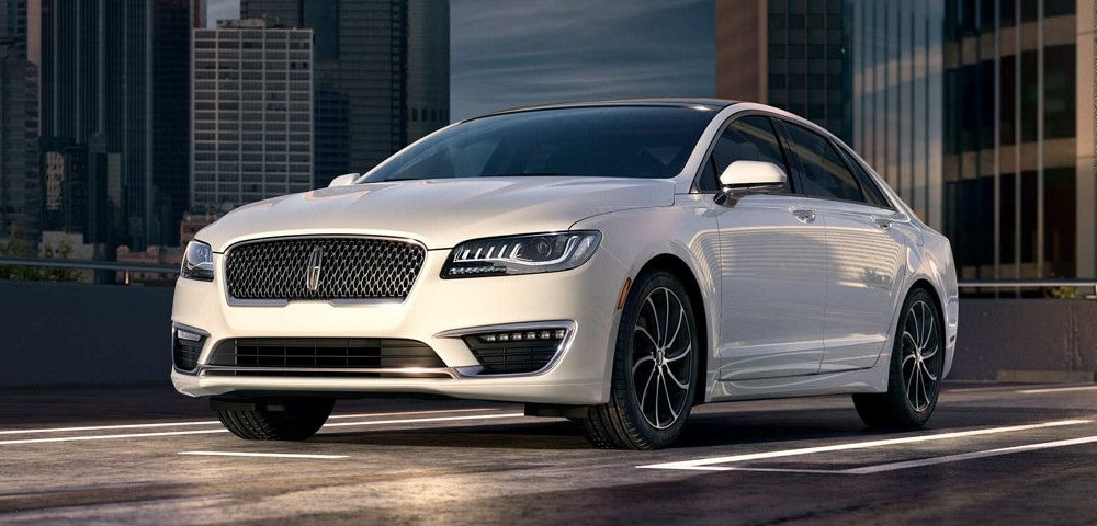 Front photo of 2018 Lincoln MKZ