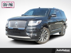Used 2018 Lincoln Navigator Select Sport Utility