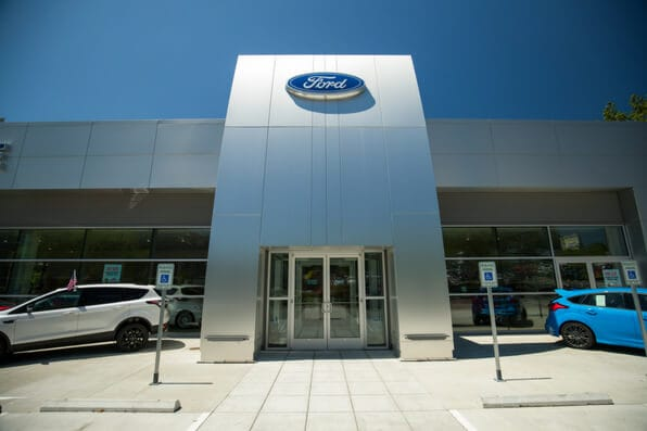 AutoNation Ford Bellevue