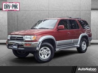 1997 Toyota 4Runner Limited SUV