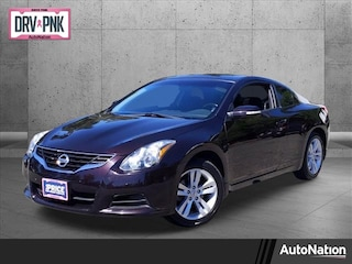 2012 Nissan Altima 2.5 S Coupe