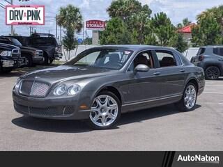 2012 Bentley Continental Flying Spur Sedan