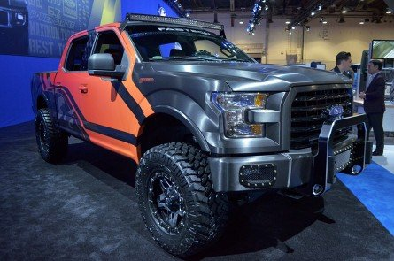 ford at sema 2014 autonation ford bradenton. Cars Review. Best American Auto & Cars Review