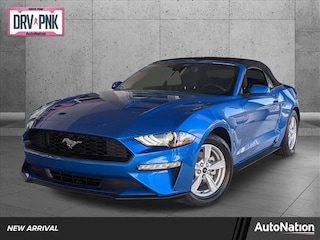 2021 Ford Mustang Ecoboost Convertible