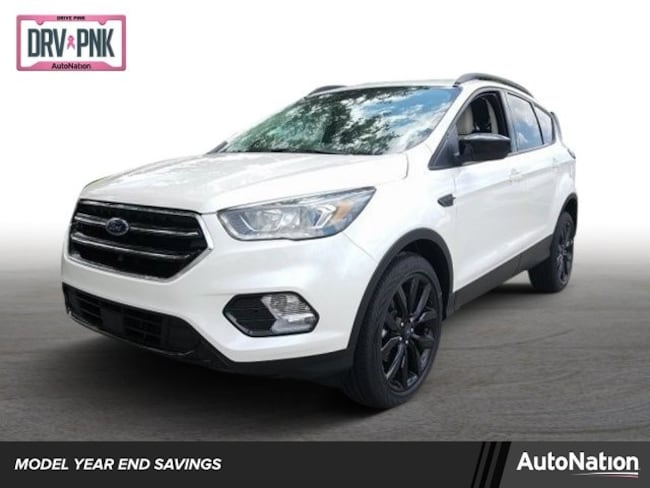 2018 Ford Escape SEL Sport Utility