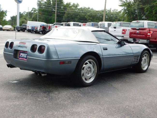 Used 1991 Chevrolet Corvette For Sale | Clearwater FL | M5112172