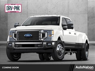 2022 Ford F-450 Limited Truck Crew Cab