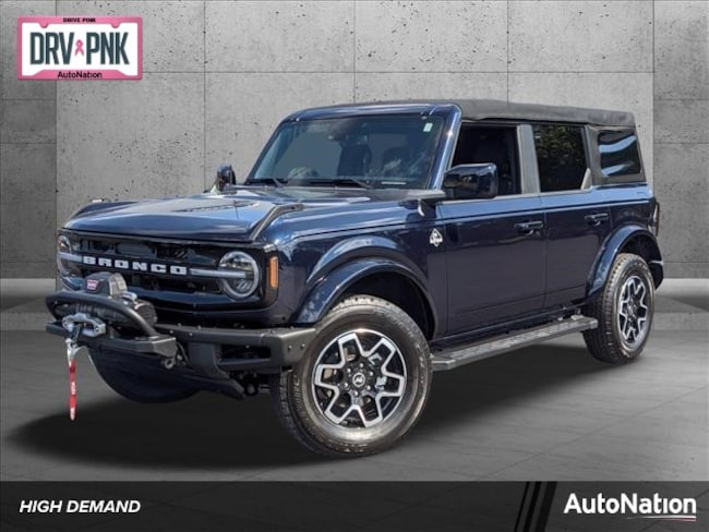 2021 Ford Bronco Outer Banks SUV