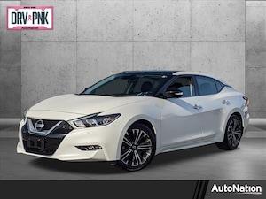2017 Nissan Maxima Platinum Sedan