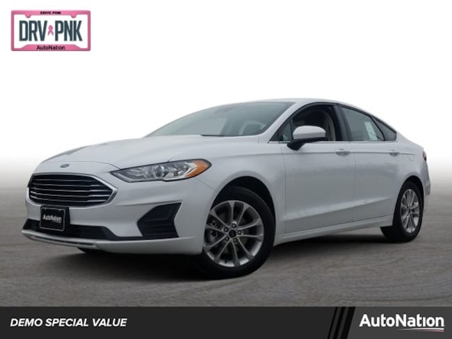 Autonation Ford Burleson >> New 2019 Ford Fusion For Sale At Autonation Ford Burleson Vin
