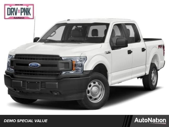 Autonation Ford Burleson >> 2019 Ford F 150 Lariat Truck Supercrew Cab V 6 Cyl