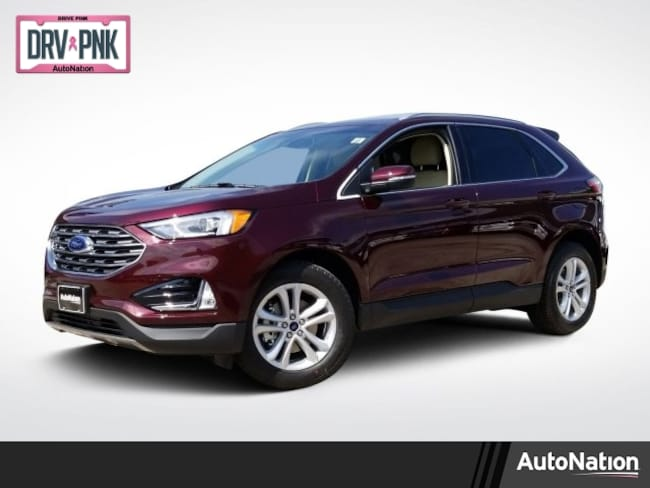 Autonation Ford Burleson >> New Ford Edge For Sale Burleson Tx