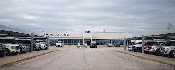 Ford Dealer Near Fort Worth Autonation Ford Burleson