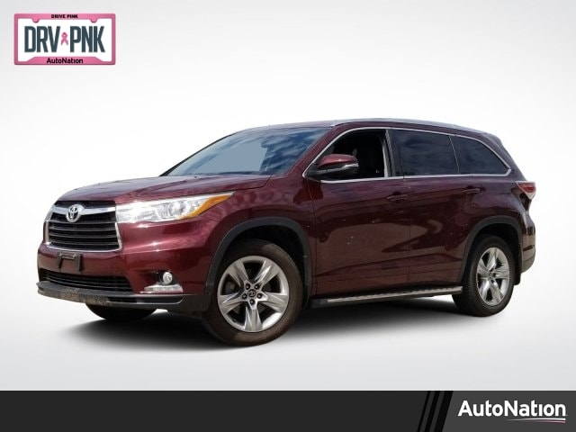 2016 Toyota Highlander Limited SUV
