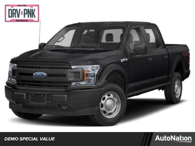 Autonation Ford Burleson >> 2019 Ford F 150 Platinum Truck Supercrew Cab V 6 Cyl