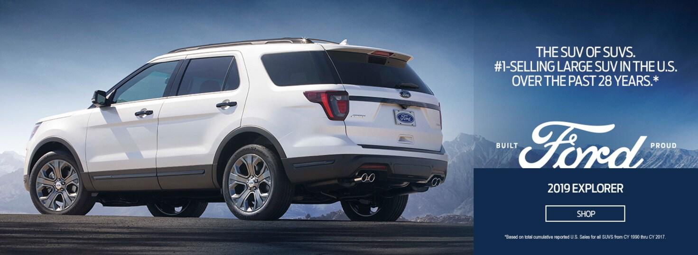 Autonation Ford Fort Worth >> Ford Truck & Car Dealership Near Me Burleson, TX