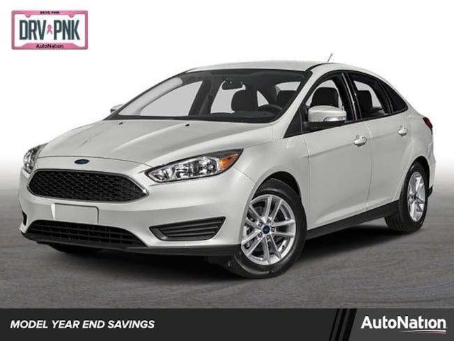 2018 Ford Focus SE 4dr Car