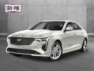 2021 CADILLAC CT4 Premium Luxury Sedan For Sale in Port Richey, FL