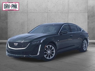 2021 CADILLAC CT5 Premium Luxury Sedan For Sale in Port Richey, FL