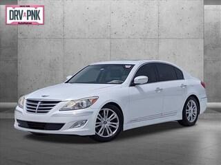 2012 Hyundai Genesis 4.6L Sedan