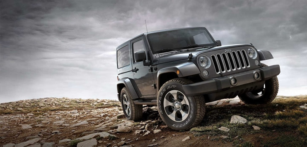 2017 Jeep Wrangler in Fort Worth