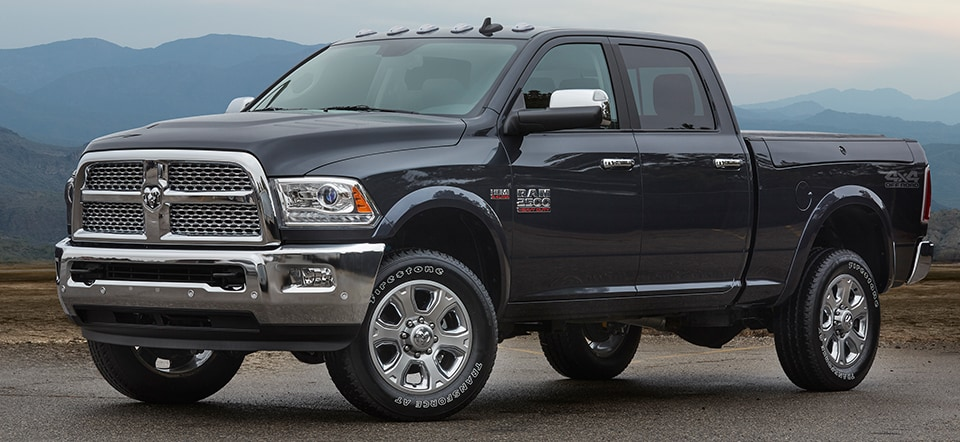 The 2017 Ram 2500 4x4 For In Valencia Ca Is A Versatile And Hardworking Truck With Loads Of Amenities Several Engines Are Available To