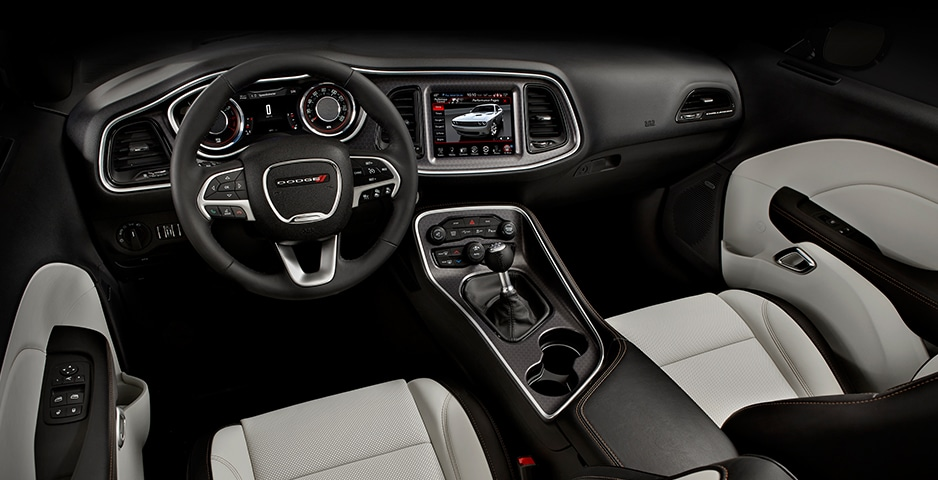 Interior Options Of The 2015 Dodge ...