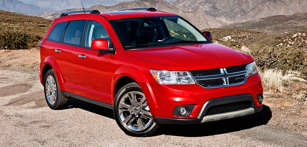 Used 2015 Dodge Journey For Sale in Valencia at AutoNation Chrysler