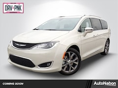 2020 Chrysler Pacifica 35TH ANNIVERSARY LIMITED Van Passenger Van