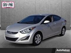 2016 Hyundai Elantra SE 4dr Car