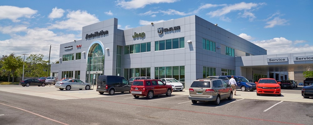 Chrysler Dodge Jeep RAM Dealer Near Me Mobile AL AutoNation - The nearest chrysler dealership