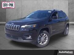 2021 Jeep Cherokee LATITUDE LUX 4X4 SUV